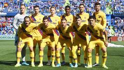 El FC Barcelona no ha comendazo bien LaLiga.
