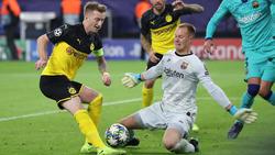 Marco Reus hätte den BVB im Sommer 2016 verlassen können