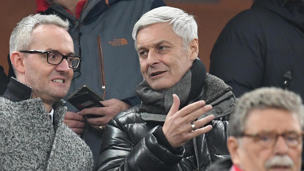 Armin Veh ist nicht mehr Geschäftsführer des 1. FC Köln