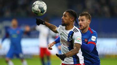 Der HSV kassiert die erste Heim-Niederlage der laufenden Zweitliga-Saison