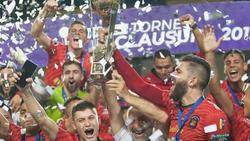 El Caracas FC logró este domingo su duocécimo título