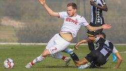 Gegen Charleroi setzte es eine 1:2-Niederlage