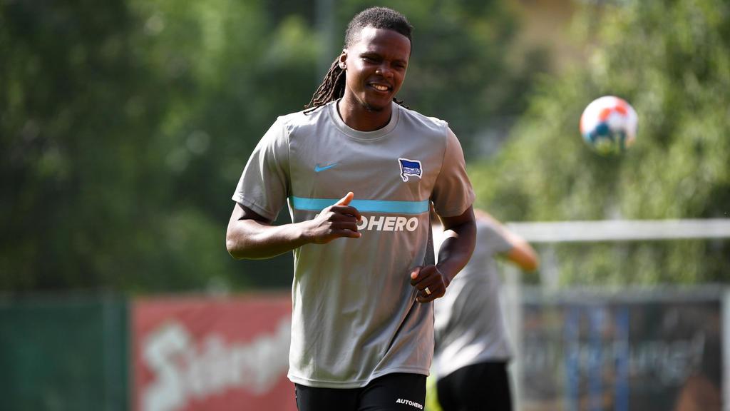 Dedryck Boyata absolviert derzeit mit der Hertha das Sommer-Trainingslager