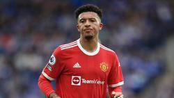 Überzeugt im United-Trikot bislang noch nicht: Ex-BVB-Star Jadon Sancho