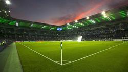 Der Borussia Park blieb am Sonntag leer