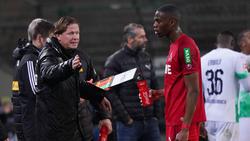 Kölns Markus Gisdol sah ein gutes Auswärtsspiel