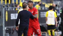 Sorgte für umstrittene Szene bei BVB vs. FC Bayern: Jérôme Boateng