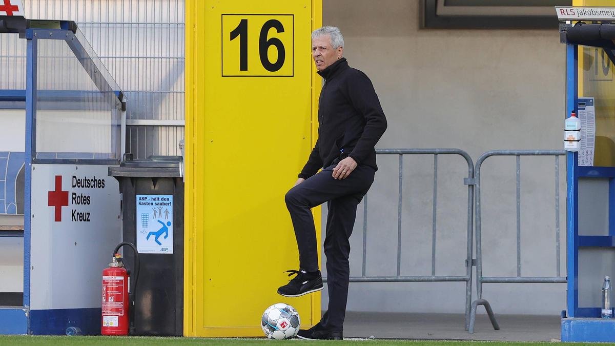 Lucien Favre wird laut Lothar Matthäus 2020/21 nicht mehr Coach des BVB sein