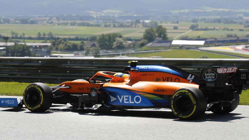McLaren sieht sich derzeit auf Augenhöhe mit Renault, Racing Point und Ferrari