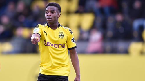 Youssoufa Moukoko ist das größte Talent des BVB