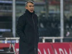 Im Team von Damir Burić wurden zwei positive Coronafälle vermeldet