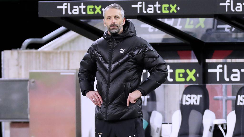 Marco Rose könnte von Gladbach zum BVB wechseln