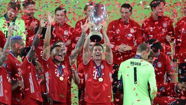 Vier Stars des FC Bayern in der UEFA-Elf des Jahres
