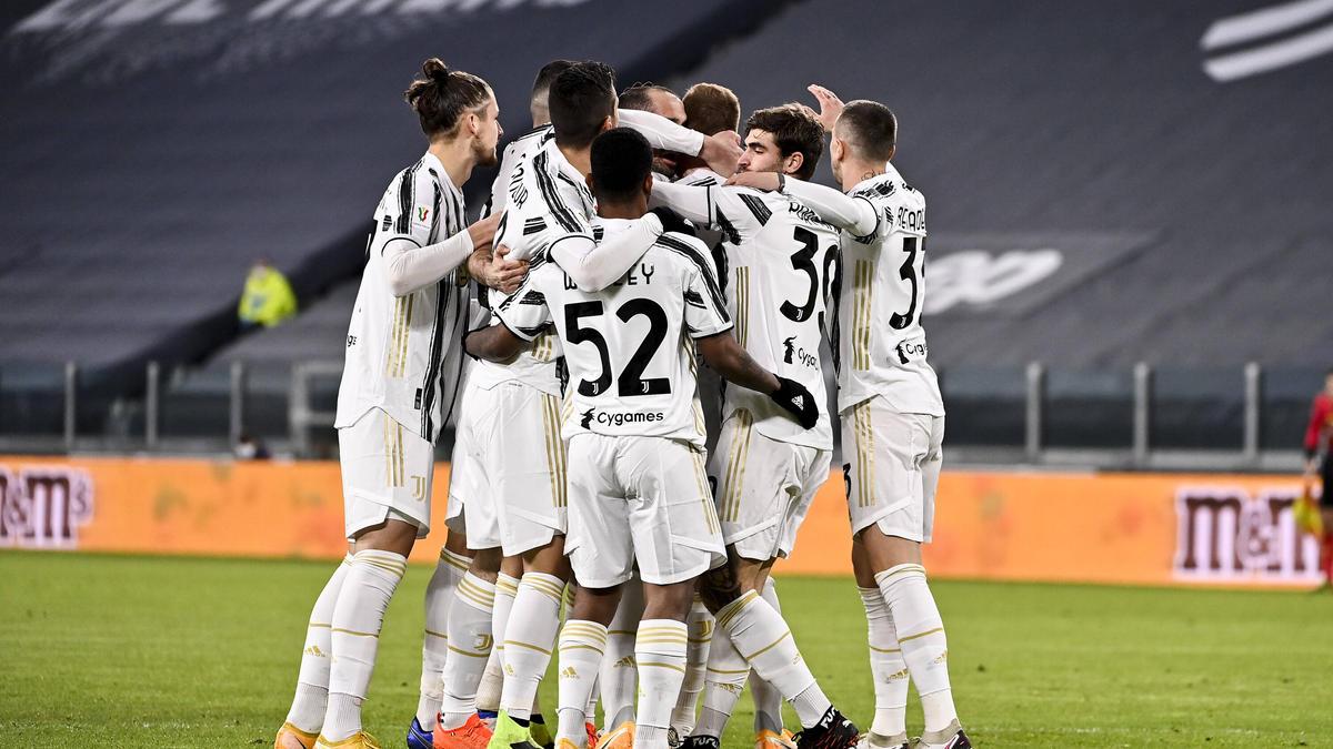 Juventus Turin hat den FC Genua niedergerungen