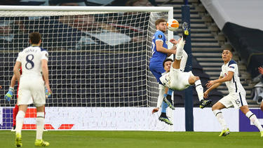 Dele Alli traf spektakulär in der Europa League