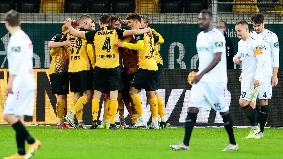 Dynamo Dresden macht den nächsten Schritt