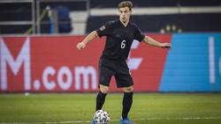 Beim FC Bayern im Mittelfeld gesetzt: Joshua Kimmich