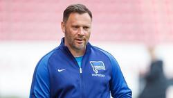 Pál Dárdai will mit seiner Hertha Boden gutmachen