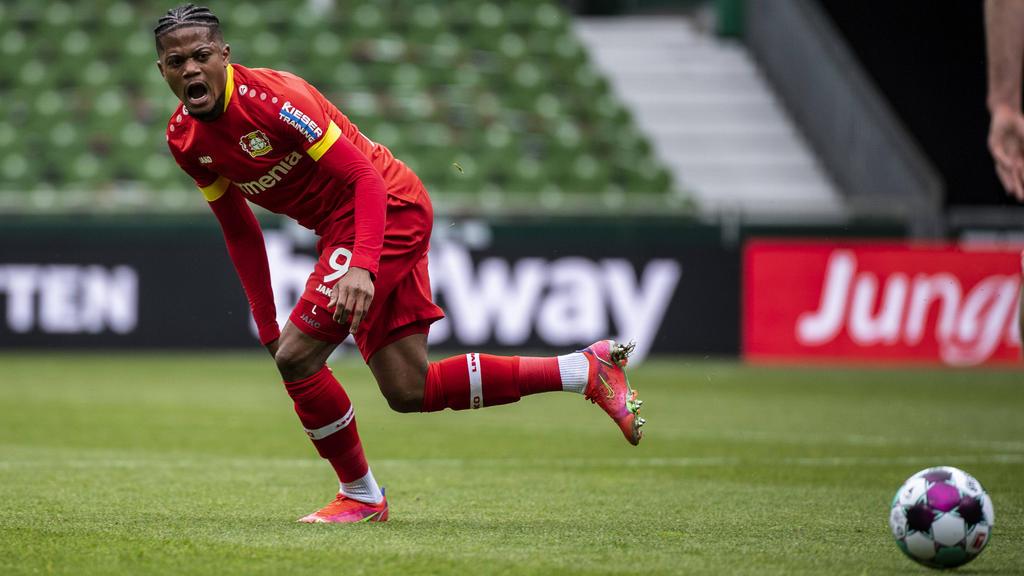 Leon Bailey fehlt Bayer Leverkusen im Saisonendspurt