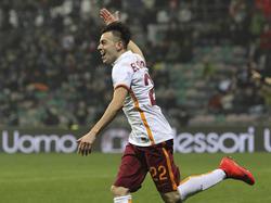 Con la Roma, El Shaarawy logró 5 tantos y 2 asistencias en 6 partidos. (Foto: Getty)