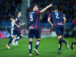 El Eibar es ahora undécimo con 41 puntos en la tabla. (Foto: Imago)