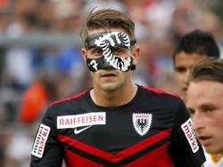 """""""Maskenmann"""" Stephan Andrist will mit Aarau die ersten Punkte"""