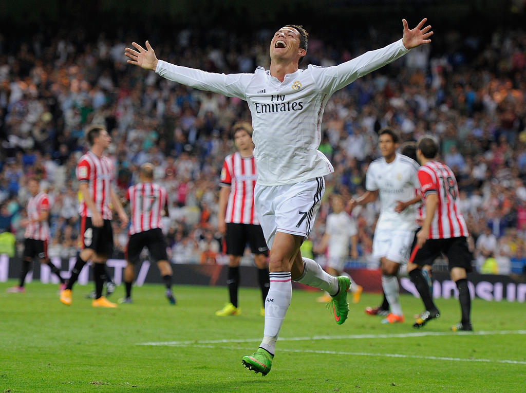 Cristiano Ronaldo könnte noch lange für Real Madrid jubeln