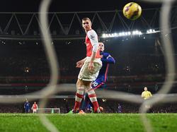 Wayne Rooney sorgte für das zwischenzeitliche 2:0