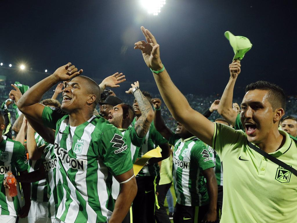 Atlético Nacional ist die beste Mannschaft Südamerikas