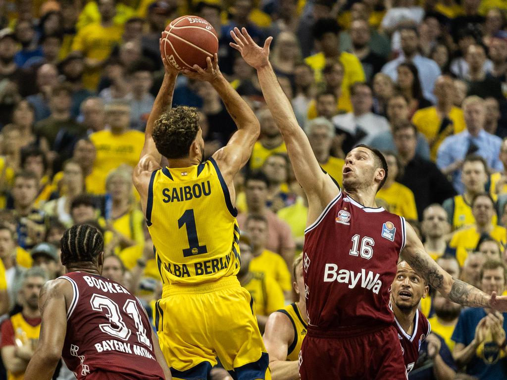 Joshiko Saibou von Alba Berlin erzwingt Spiel fünf in den BBL-Finals