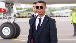 Cristiano Ronaldo gönnt sich noch etwas freie Zeit