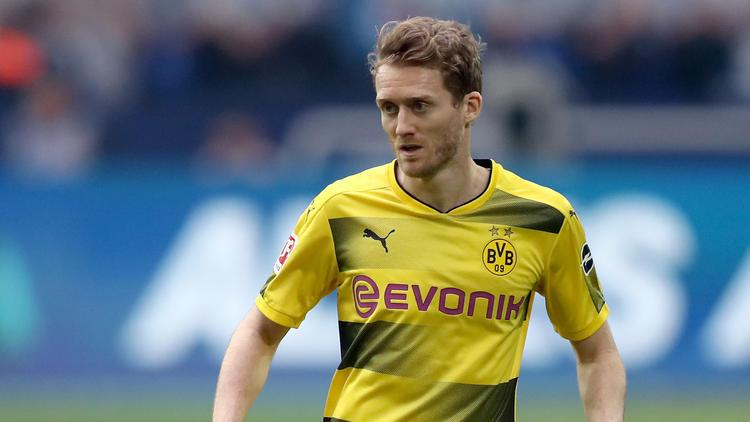 André Schürrle steht seit 2016 beim BVB unter Vertrag