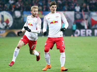 Konrad Laimer und Marcel Sabitzer reisen nicht mit RB Leipzig zum Auswärtsspiel nach Schweden