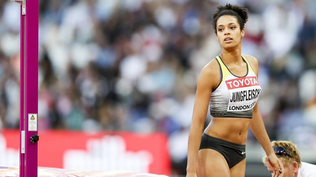 Morgen greifen auf die Hochsprung-Damen in die EM ein. sport.de hat im Vorfeld exklusiv mit der deutschen Medaillenhoffnung Marie-Laurence Jungfleisch gesprochen.