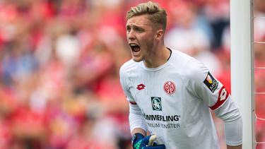 Torwart Florian Müller fällt für die U21 aus