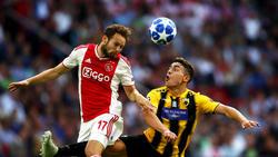 Ajax zeigte eine starke Partie gegen AEK Athen