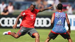 Jérôme Boateng wird für das Spiel gegen Augsburg zur Verfügung stehen