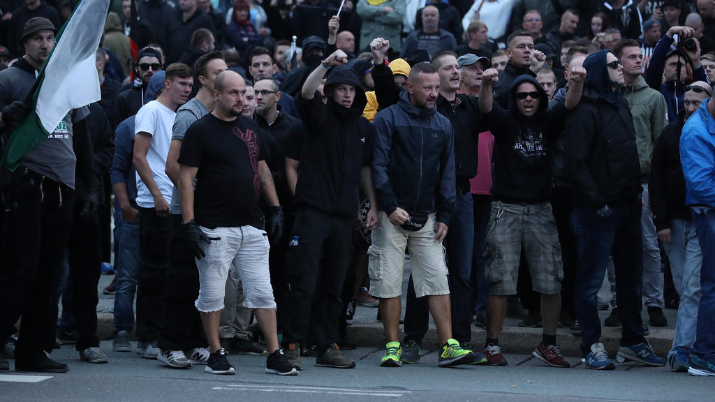 In Chemnitz kam es in den vergangenen Wochen zu Protesten und Ausschreitungen