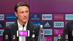 Bayern-Coach Niko Kovac ist nach drei sieglosen Spielen unter Druck