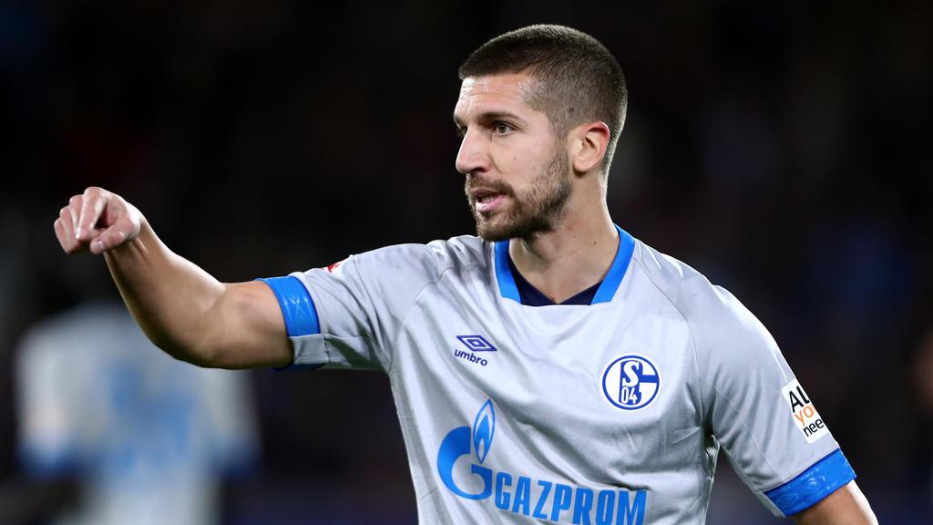 Schalke-Verteidiger Nastasic von Italien-Klub umworben