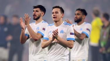 Florian Thauvin steht offenbar weiterhin auf dem Zettel des FC Bayern