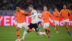 Deutschland trifft wie in der Nations League auf die Niederlande