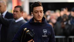 Mesut Özil hat sich zum Aus von Jerome Boateng geäußert