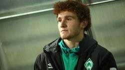 Josh Sargent soll weiterhin für Werder im Sturm stehen