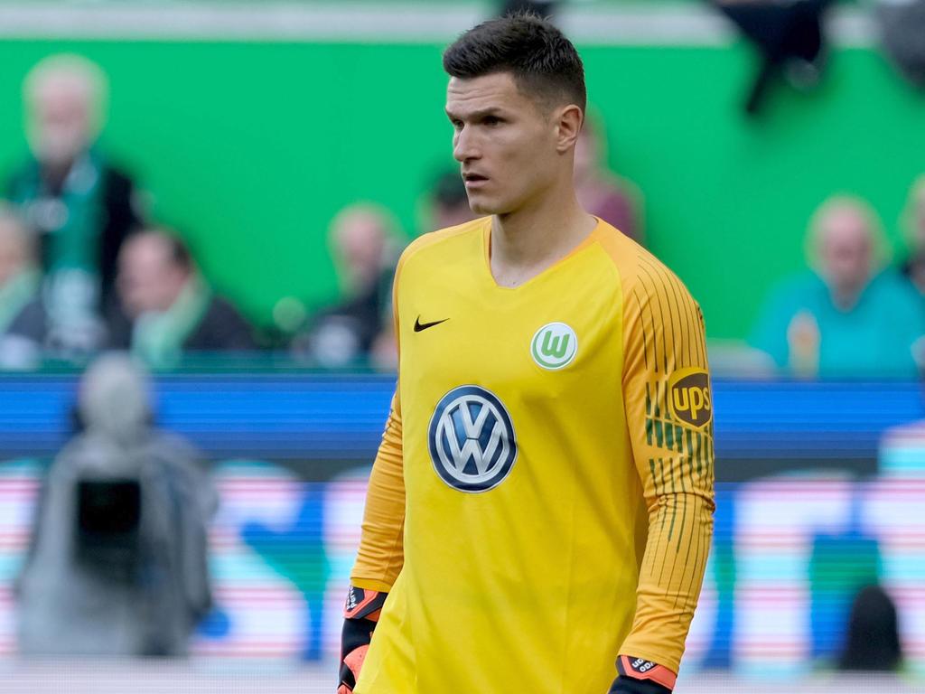 Pavao Pervan bleibt bei Wolfsburg bis Saisonende im Tor