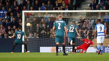 Tadic marcó un doblete y es junto a De Jong máximo goleador en Holanda. (Foto: Getty)