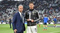 Cristiano es con diferencia el jugador que más gana en la Serie A.