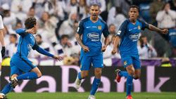 El Fuenlabrada jugará el año próximo en Segunda.