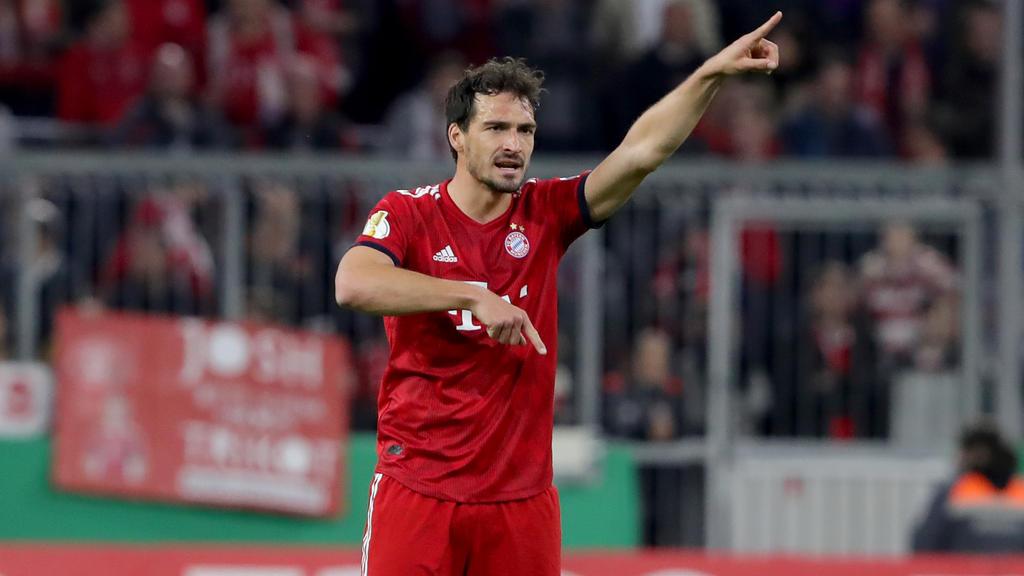 Mats Hummels vor Wechsel vom FC Bayern zum BVB?