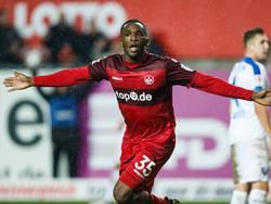 Der unerwartete Matchwinner: Osayamen Osawe